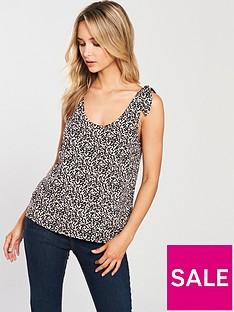 oasis-tie-shoulder-tiered-hem-vest-animal-print
