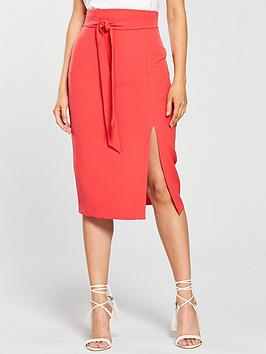 oasis-high-waist-pencil-skirt
