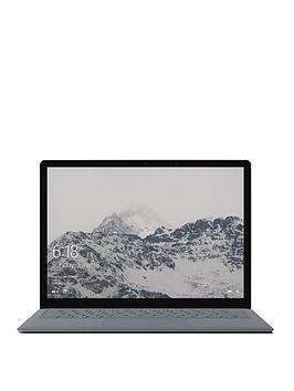 microsoft-microsoft-surface-laptop-intel-core-i5-4gb-ram-128gb-ssd-135in-full-hd-touchscreen-laptop-silver