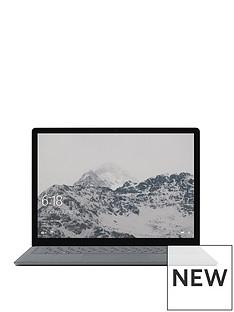 microsoft-surface-laptop-intelreg-coretrade-i5-processornbsp4gbnbspramnbsp128gbnbspssd-135-inch-full-hd-touchscreen-laptop-silver