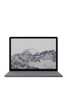 microsoft-surface-laptop-intelreg-coretrade-i5-processornbsp8gbnbspramnbsp256gbnbspssd-135-inch-full-hd-touchscreen-laptop-platinum
