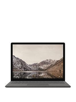 microsoft-surface-laptop-intelreg-coretrade-i5-processornbsp8gbnbspramnbsp256gbnbspssd-135-inch-full-hd-touchscreen-laptop-graphite-gold