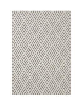 diamond-flatweave-utility-rug