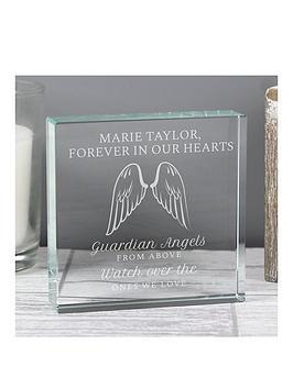 personalised-guardian-angel-wings-large-crystal-token