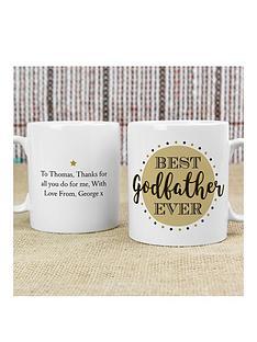 personalised-best-godfathergodmother-mug