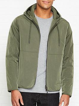 folk-wadded-hooded-jacket-green
