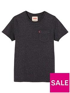 levis-boys-short-sleeve-tab-marl-t-shirt