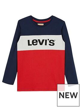 levis-boys-long-sleeve-colourblock-logo-t-shirt