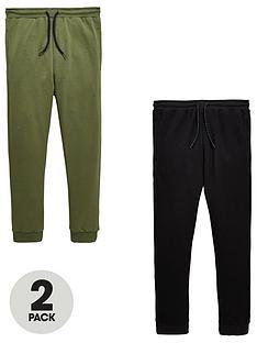 v-by-very-2pk-spray-on-skinny-fit-joggers-khaki-and-black