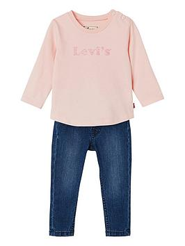levis-baby-girls-t-shirt-amp-jean-outfit-gift-set