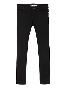 levis-girls-710-superskinny-black-jeans