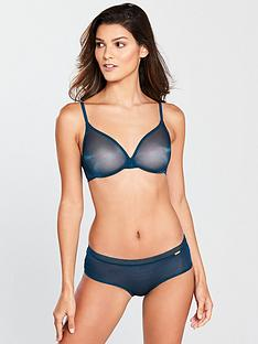 gossard-glossies-sheer-short-petrol