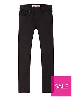 levis-boys-510-skinny-fit-black-jeans