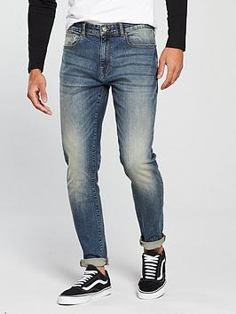 v-by-very-mens-tapered-fit-light-vintage-wash-jeans-light-tint