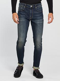 v-by-very-tapered-fit-vintage-wash-jeans
