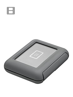 LaCie DJI Copilot 2000Gb Hard Drive