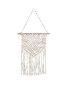 ideal-home-macrameacute-wall-hanging