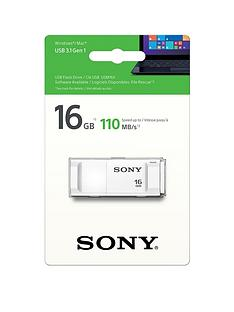 Sony USB3.0 X Series R110 White