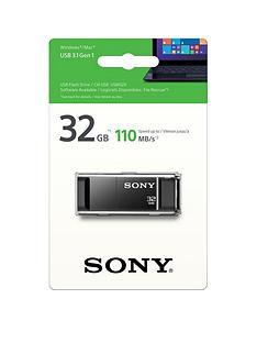 Sony USB3.0 X Series R110 Black