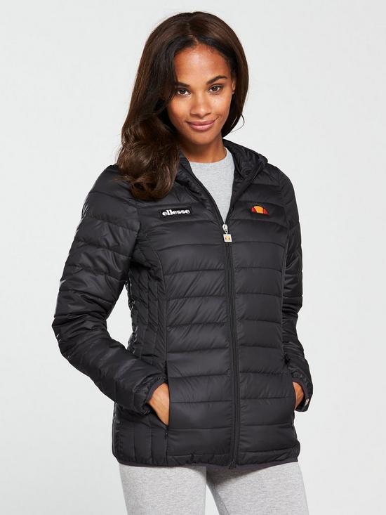 9492175f6c6c Ellesse Heritage Lompard Padded Jacket