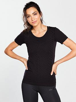 ellesse-sport-seamless-t-shirt-blacknbsp