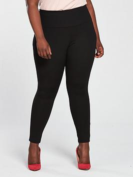 V By Very Curve Body Sculpt Control Panel Legging