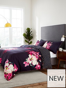 joules-winter-bloom-100-cotton-percale-duvet-cover