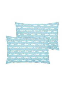373602157da8 SCION Mr Fox Housewife Pillowcases (Pair)