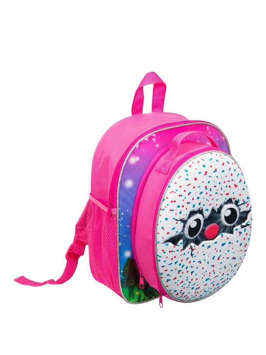 8911a19cf0cf Hatchimals Backpack with detachable Lunchbag & Bumper Stationery Set