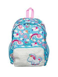 fluffy-unicorn-16inch-backpack