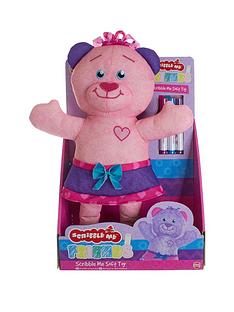 scribble-me-friends-bear-pink