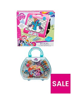 my-little-pony-my-little-pony-travel-art-easel-travel-activity-case-pack
