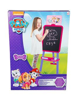 paw-patrol-paw-patrol-girls-double-sided-floor-standing-easel