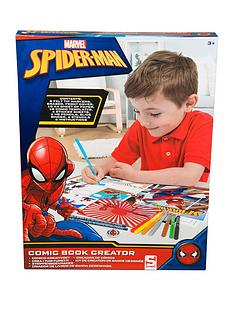 spiderman-comic-book-creator