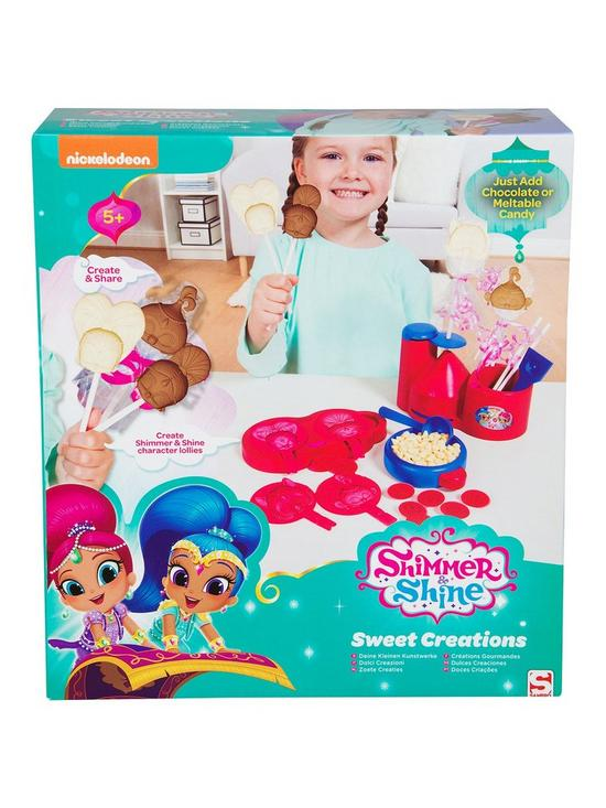 e8ae45bf1b Shimmer and Shine Sweet Creations   very.co.uk