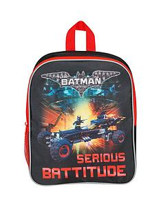 LEGO Batman Backpack and Lunch Bag Set