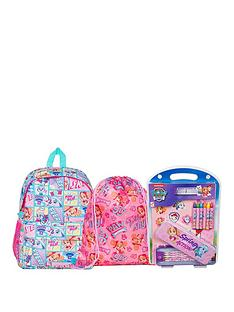 paw-patrol-paw-patrol-girls-glitter-back-pack-shoe-bag-and-bumper-stationery-set