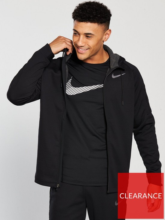 the latest e92d2 11d0d Nike Therma-Sphere Training Hoodie   very.co.uk