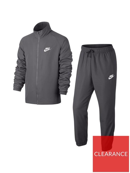 b55498d18 Nike Sportswear Basic Woven Tracksuit