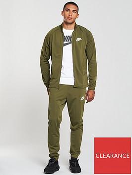 nike-sportswear-basic-knit-tracksuit-khaki