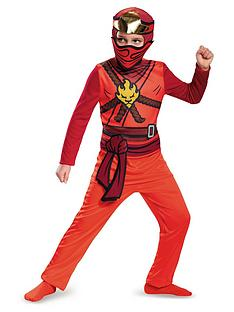 LEGO Ninjago Kai Jumpsuit Classic - Child
