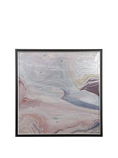 5a2dde9be5523f Gallery Crystal Fluid Abstract Framed Wall Art