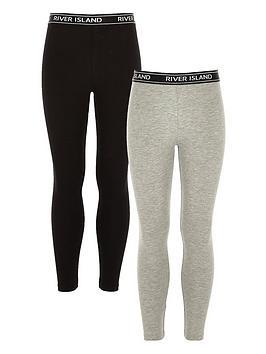 river-island-girls-ri-grey-and-black-leggings-pack