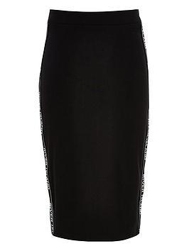 river-island-girls-black-ri-tape-side-tube-skirt