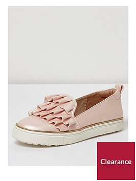 river-island-girls-light-pink-satin-ruffle-plimsolls