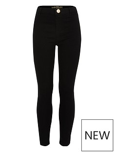 river-island-girls-black-molly-mid-rise-jeggings
