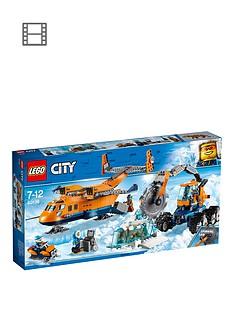 LEGO City 60196 Arctic Supply Plane