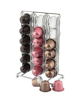 apollo-chrome-coffee-capsule-holder