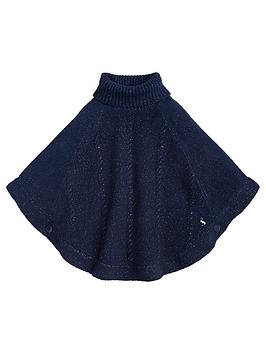 joules-girls-amity-chenille-poncho