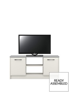 Lugano Ready Assembled TV Unit - fits up to 60 inch TV